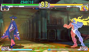 Fang In Street Fighter 3 (IG Screenshot) by Karshakk