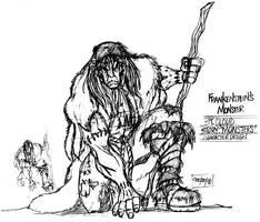 Frankenstein's Monster by POWERSMITH2