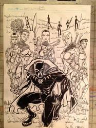 Black Panther: King of Wakanda