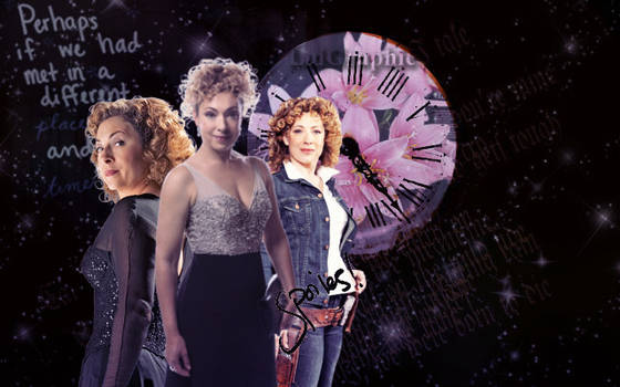 River Song  LuiGraphic