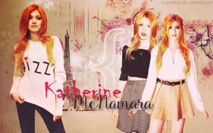Katherine McNamara  LuiGraphic