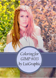 #013 Coloring  LuiGraphic