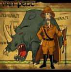 Jumanji Van Pelt