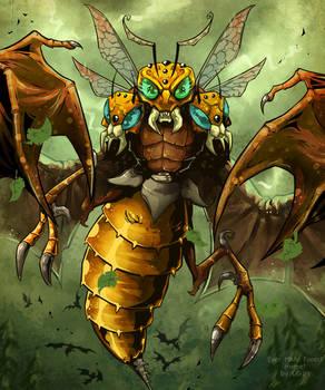 Ever misty forest Hornet