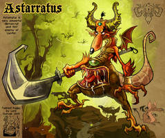 Astarratus