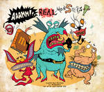 Real Monsters by Garvals