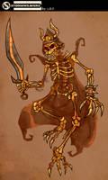 Skeleton by Garvals