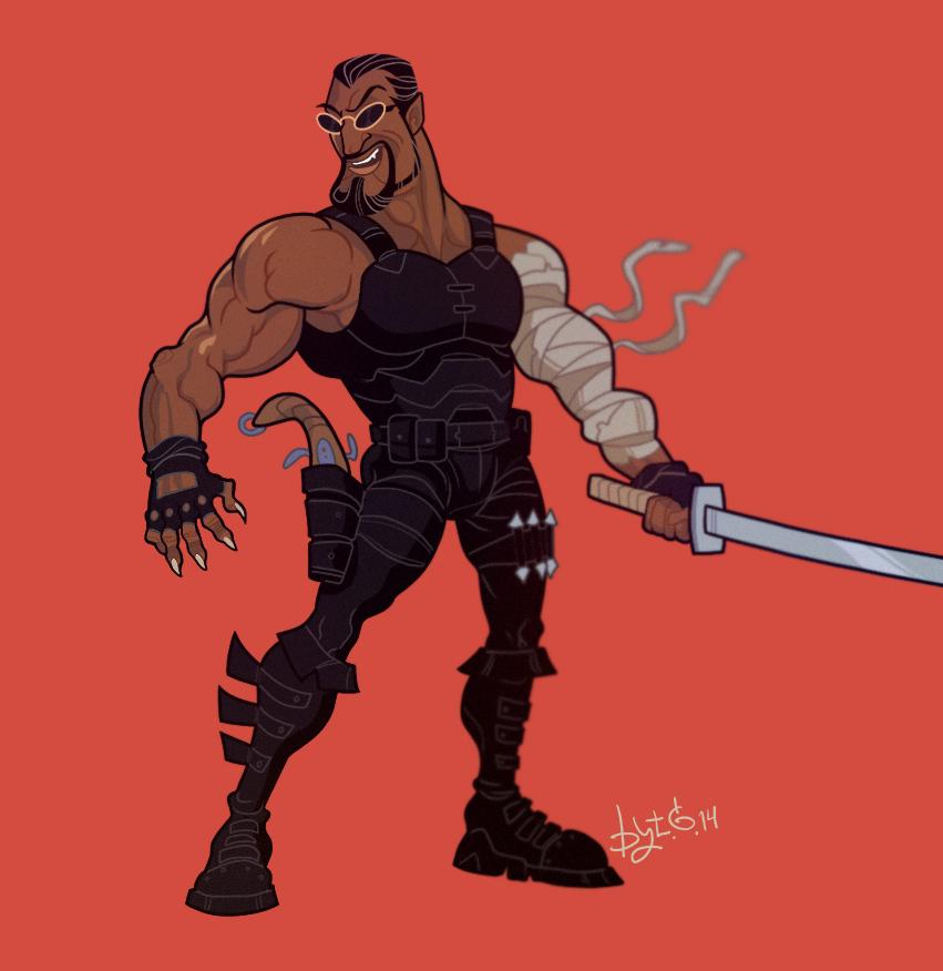 Blade by Garvals