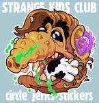 Alf sticker by Garvals