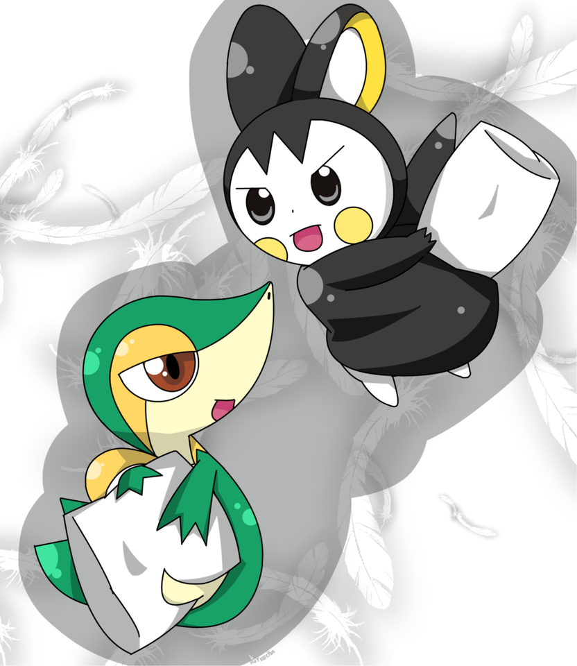 emolga attract - photo #37