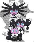 UNOVA Gothic Pokemon