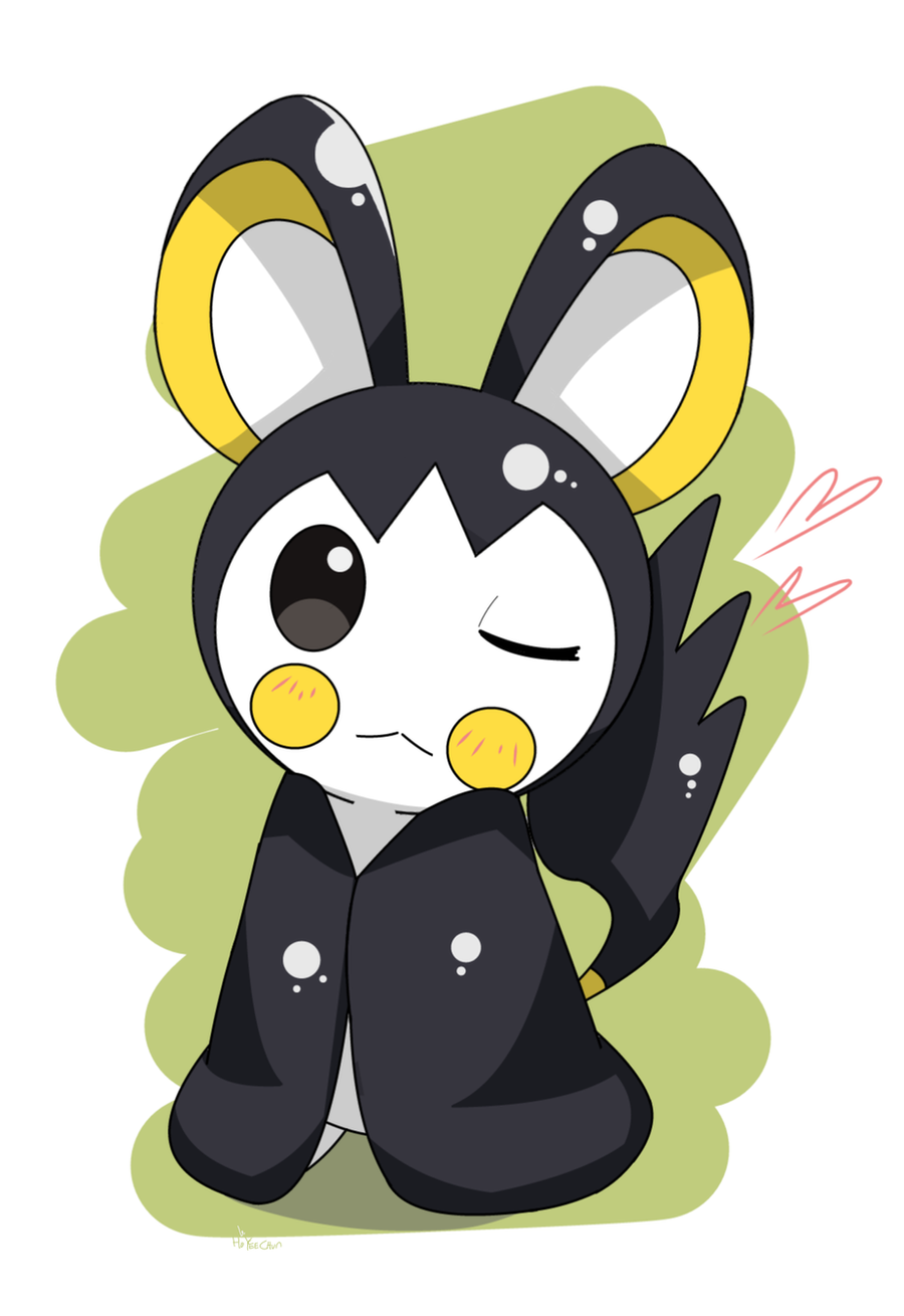 emolga attract - photo #29