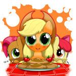 apple fritter?