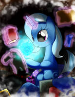 Trixie magic learning by hoyeechun