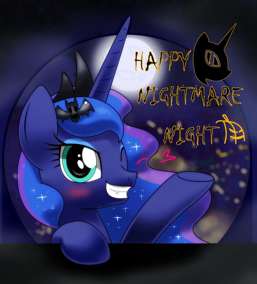 happy nightmare night 2014 by hoyeechun