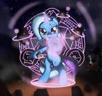 Trixie~earth magic spells