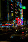 Neons in Shinjuku