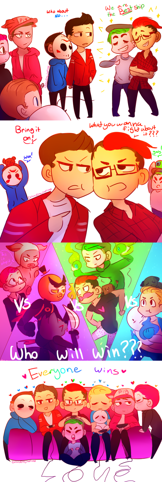 Speedpaint youtube ships who will win by for Youtube h2o