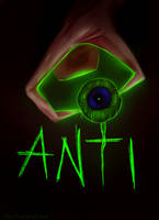 Anti webcomic cover by ChloesImagination