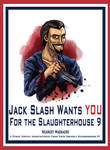 Jack Slash Wants YOU!