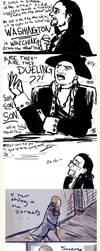 Hamilton Tumblr Sketchdump by RespicePostTe