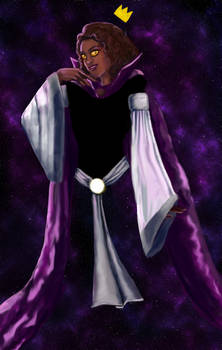 All Hail Rae, Empress of Space and Best Character