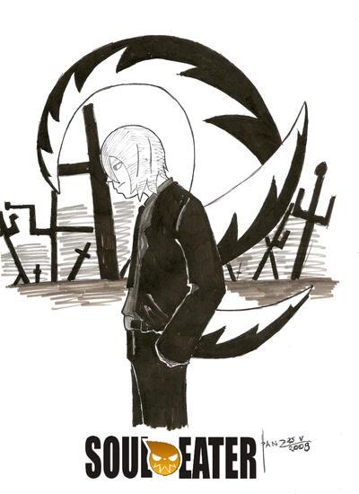 Spirit-DeathScythe-Soul Eater by Panzerion on DeviantArt
