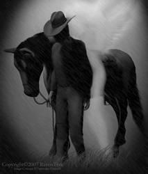 A Cowboy's Angel by snowraevyn