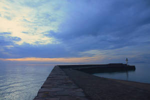 Whitehaven Harbour by ambaqua