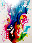 Ink Air Water Gravity 16