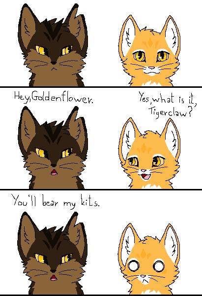 Smooth Tigerclaw by RoxyPuppyGirl