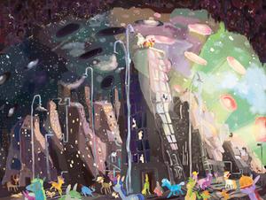 Earth, Pony, City (2)