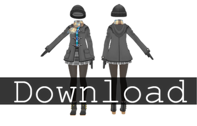 || MMD || Winter outfit || Download || by TostTostowy