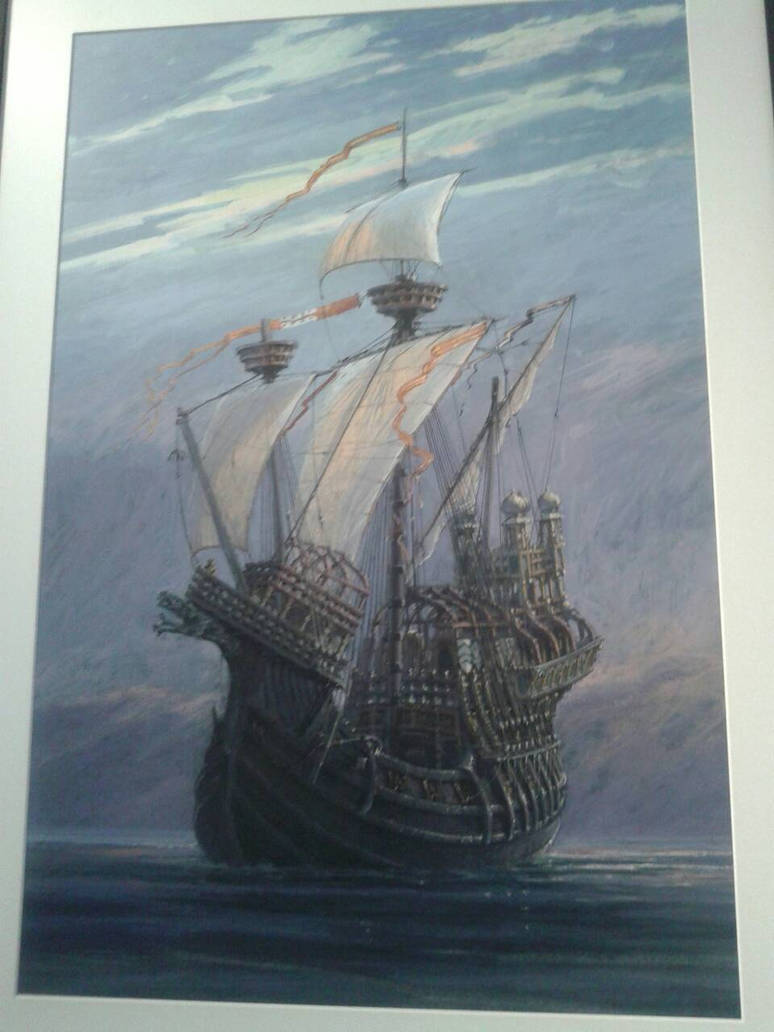 Durmstrang Ship Ii By Pingusarmy On Deviantart Free delivery for many products! durmstrang ship ii by pingusarmy on