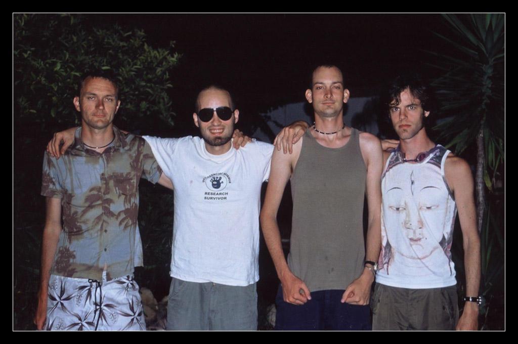 Four Friends by ash