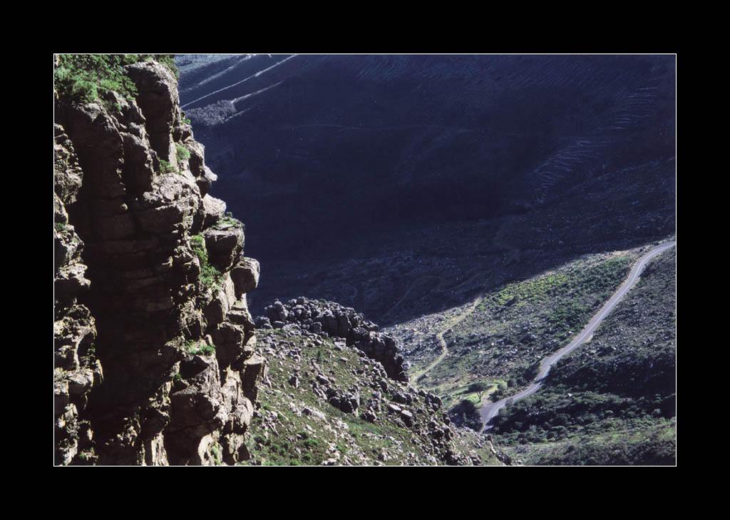 Platteklip Gorge by ash