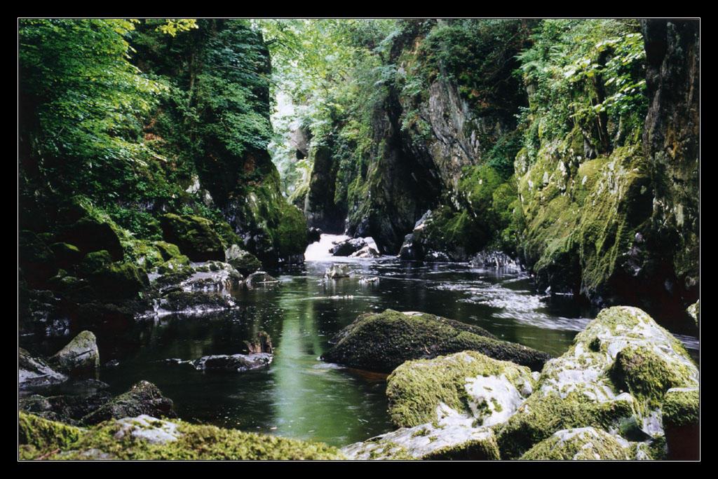 Faerie Glen I by ash