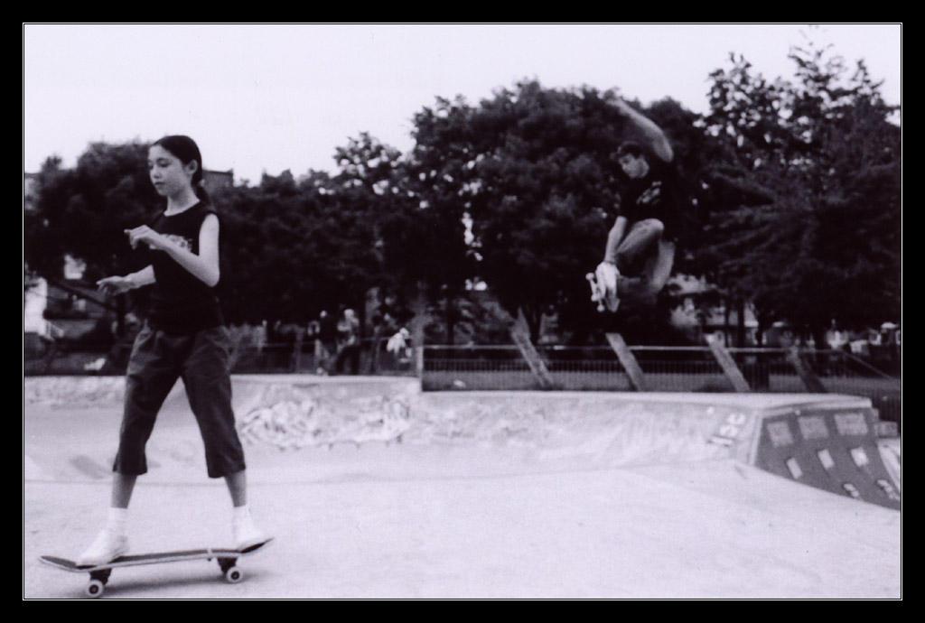 Skate by ash