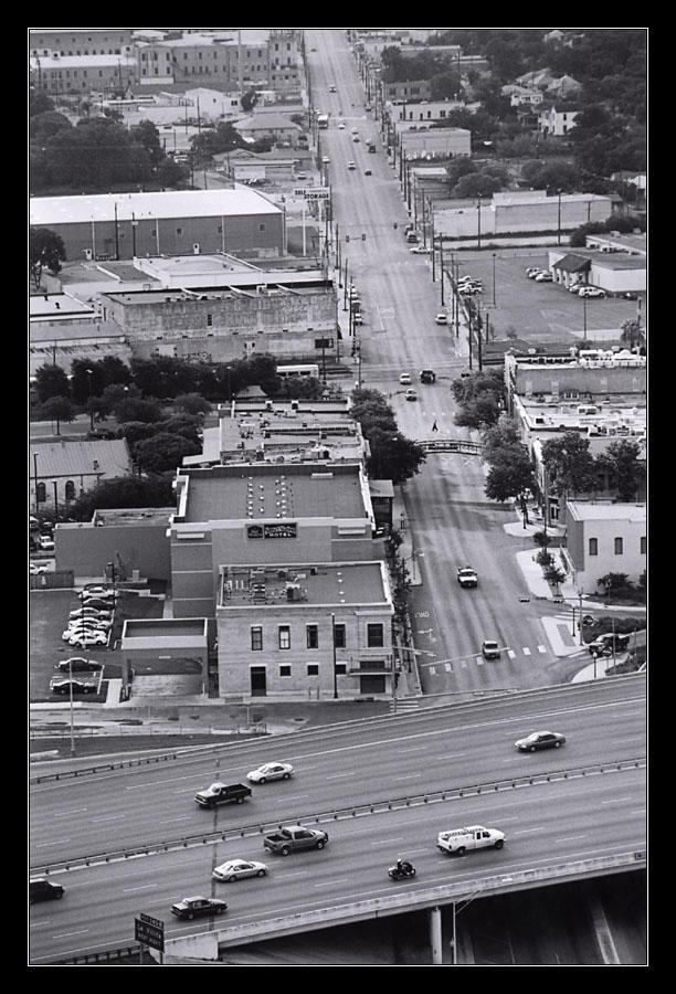 Streets of San Antonio by ash