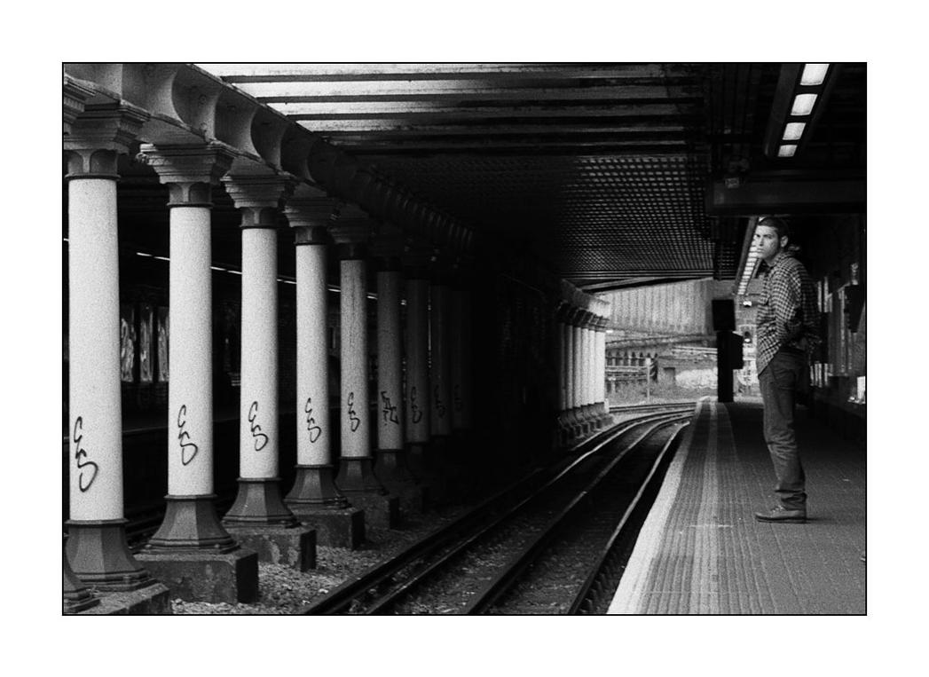 Surrey Quays Station by ash
