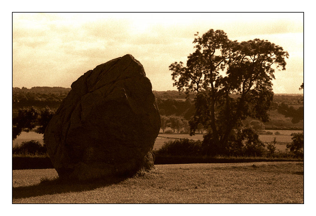 Standing Stone by ash