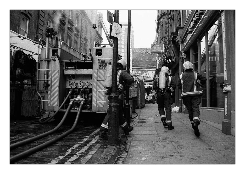 Rupert Street Fire 5 by ash