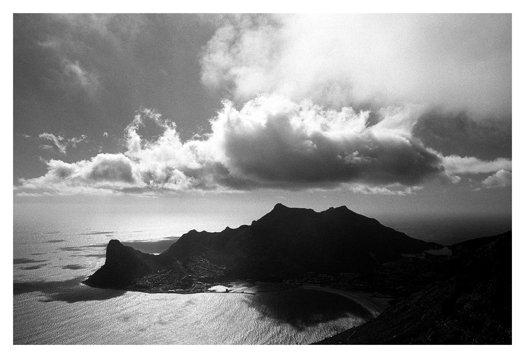 Clouds over Hout Bay by ash