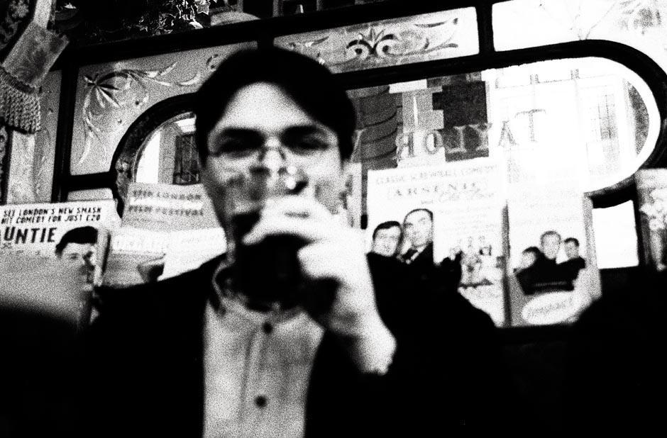 Joe at the Pub by ash
