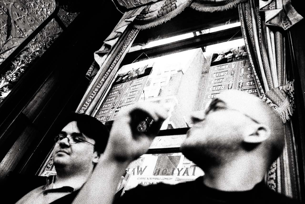 Joe and Pat by ash