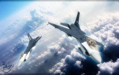 F 16 Strike by Tooomyyy