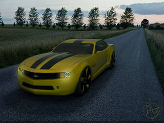 Chevrolet Camaro by Tooomyyy