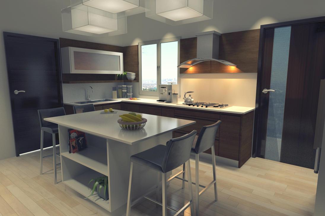 kitchen 2 by Tooomyyy