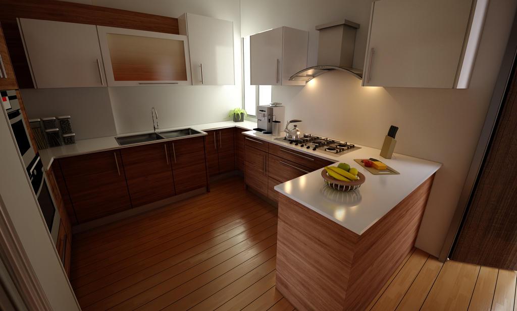 Kitchen 3 by Tooomyyy
