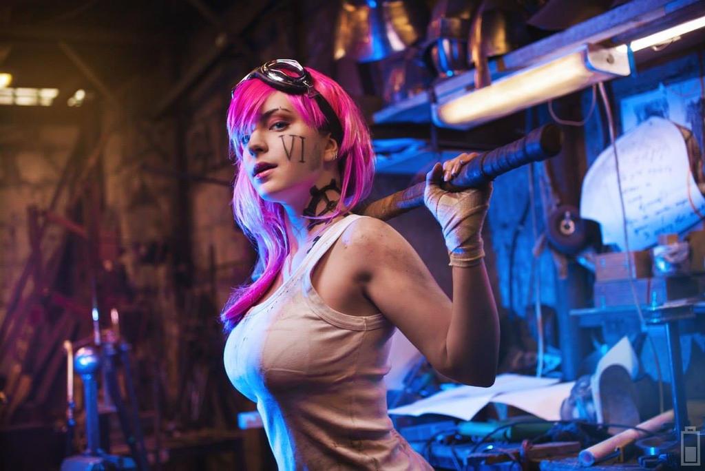 Sexiest League Of Legends Cosplay By Hcurer On Deviantart